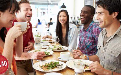 ประโยชน์ที่คาดไม่ถึงของ สวัสดิการพนักงาน อาหารกลางวันฟรี