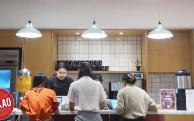 [Interview] Kinkao x Rocks PC กับ สวัสดิการอาหารกลางวัน