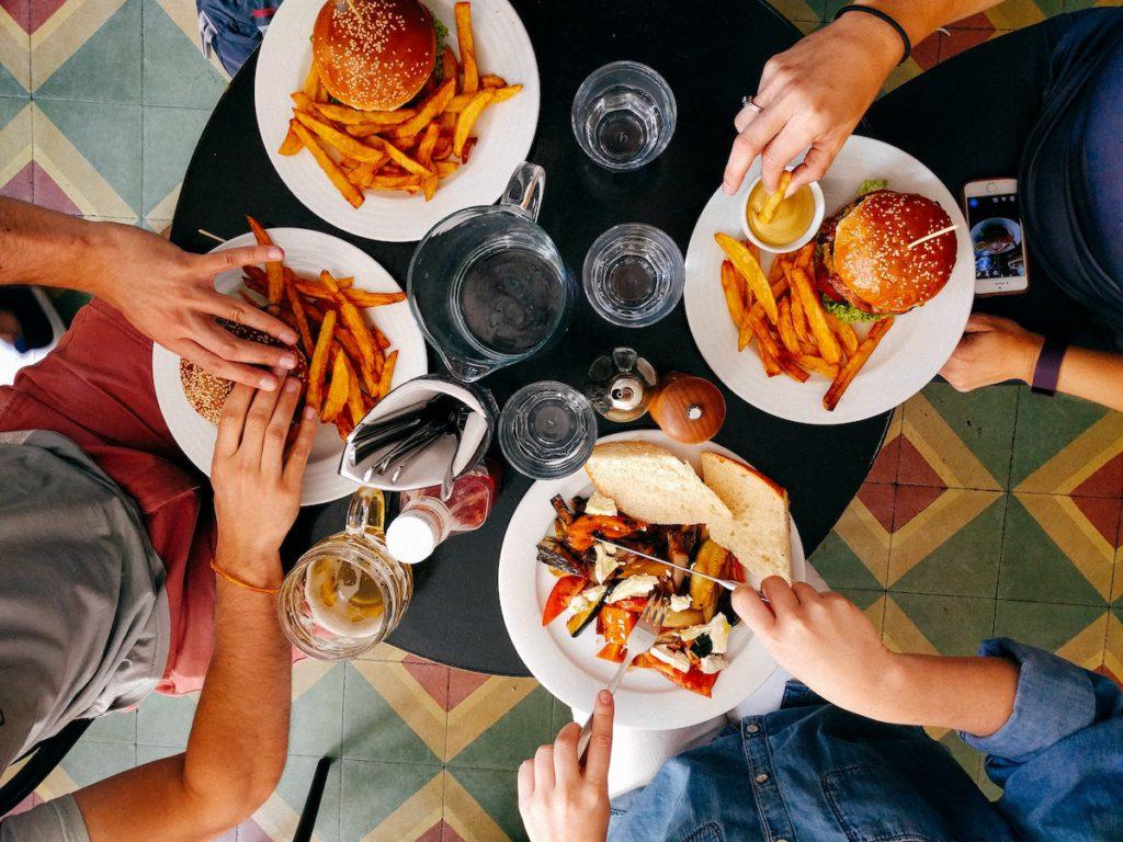 5 วิธีสร้างวัฒนธรรมองค์กรที่ดีผ่านอาหาร 1